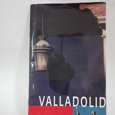 Folletos de turismo: VALLADOLID, AÑO 1998. CUADERNILLO. ESPAÑOL/FRANCÉS.. Lote 261213025