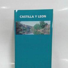 Folletos de turismo: RUTA DEL DUERO. GUÍA. CASTILLA Y LEÓN. AÑO 1994.. Lote 261296805