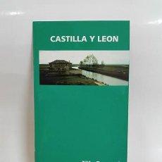 Folletos de turismo: EL CANAL DE CASTILLA. CASTILLA Y LEÓN. AÑO 1994.. Lote 261303615