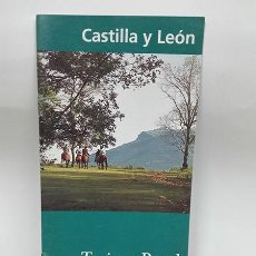 Folletos de turismo: TURISMO RURAL. BÉJAR. SIERRA DE FRANCIA. SALAMANCA. C. 1995.. Lote 261303795