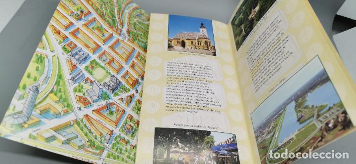 Folletos de turismo: PEQUEÑO LIBRITO CON MAPA - ZAGREB - CROACIA AÑO 1997 - Foto 3 - 262033370
