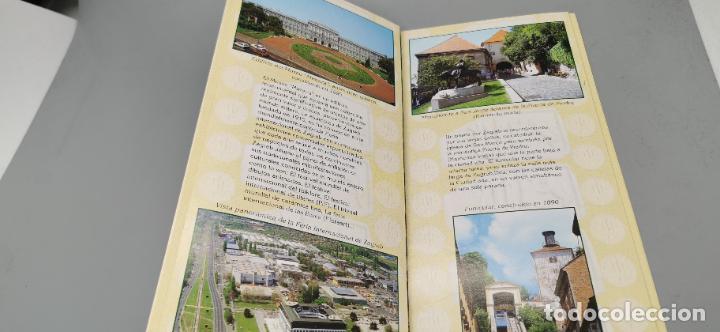 Folletos de turismo: PEQUEÑO LIBRITO CON MAPA - ZAGREB - CROACIA AÑO 1997 - Foto 4 - 262033370