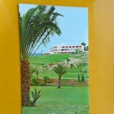 Folletos de turismo: ANTIGUO FOLLETO.HOTEL NUEVA ANDALUCIA MARBELLA 1970. Lote 264339048