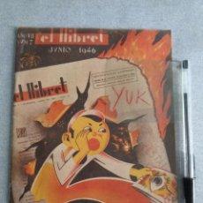 Folhetos de turismo: LLIBRET PROGRAMA HOGUERAS / FOGUERAS SAN JUAN 1946 ALICANTE - CON MUCHA PUBLICIDAD. Lote 267871164