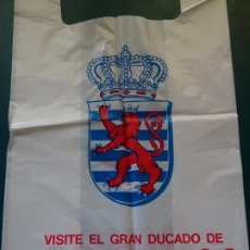 Folhetos de turismo: FOLLETO DOCUMENTO TURÍSTICO. ÁMBITO EXPO SEVILLA 92 1992. BOLSA DUCADO LUXEMBURGO. 40. Lote 268749649