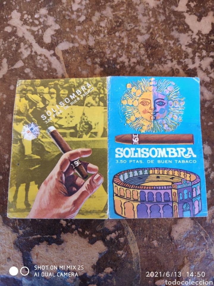 Folletos de turismo: FOLLETO PUBLICITARIO DE CORRIDA DE TOROS, FERIA DE OTOÑO 1966 (PLAZA DE TOROS DE MADRID)(SOLISOMBRA) - Foto 2 - 268945589