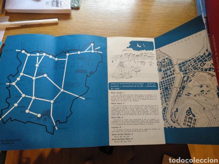 Folletos de turismo: Folletos de turismo y alojamientos de San Sebastián en 1966/67 - Foto 2 - 268979579