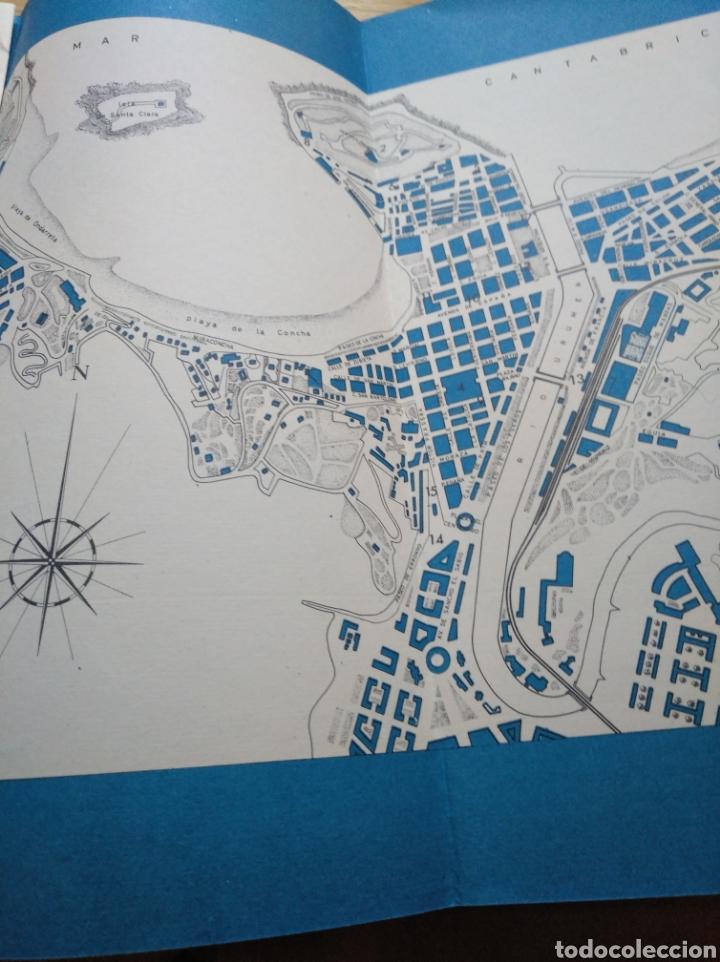 Folletos de turismo: Folletos de turismo y alojamientos de San Sebastián en 1966/67 - Foto 3 - 268979579