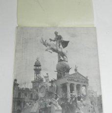 Folletos de turismo: FOLLETO DE LAS FALLAS DE VALENCIA, ALBUM BAYARRI, 40 FOTOS FALLAS - MARZO DE 1955 - MIDE 22 X 16 CM.. Lote 269788358