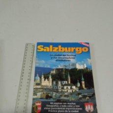 Folletos de turismo: GUIA DE SALZBURGO. Lote 269959523