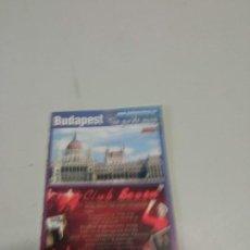 Folletos de turismo: GUÍA DE BUDAPEST. Lote 269961113