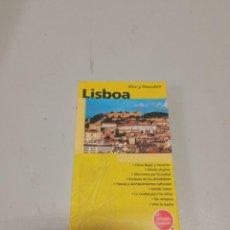 Folletos de turismo: GUÍA DE LISBOA. Lote 269961238