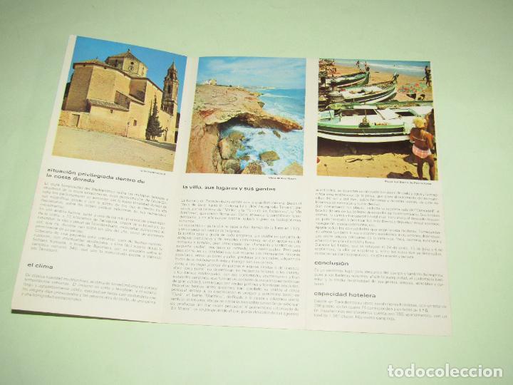 Folletos de turismo: Catálogo Publicitario de TORREDEMBARRA por el Ministerio de Información y Turismo - Año 1960s - Foto 4 - 277185058