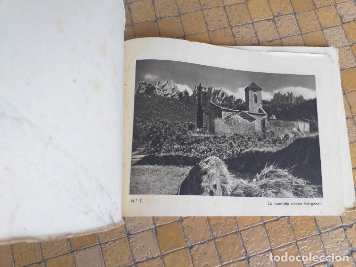 Folletos de turismo: MONTSERRAT, ANTIGUO ÁLBUM DE 102 VISTAS, FOTOGRAFIAS guia practica . MEDIDA: 19 X 14 CM - Foto 4 - 277721713