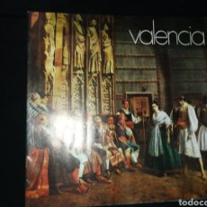 Folletos de turismo: VALENCIA AÑO 1972,GUIA TURÍSTICA CON MULTITUD DE FOTOGRAFÍAS E INFORMACIÓN. Lote 278289143