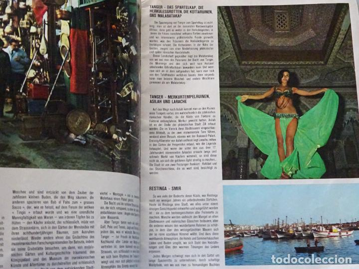 Folletos de turismo: DOCUMENTO FOLLETO TURÍSTICO. MARRUECOS FERIEN IN MAROKKO. 110GR. 89 - Foto 2 - 278532753