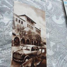 Folletos de turismo: ANTIGUO FOLLETO.HOTEL LA MASIA.CUMBRE DEL TIBIDABO.BARCELONA AÑOS 60?. Lote 279522688