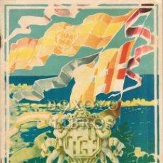 Folletos de turismo: BARCELONA Y SU EXPOSICIÓN INTERNACIONAL 1929. Lote 288172658