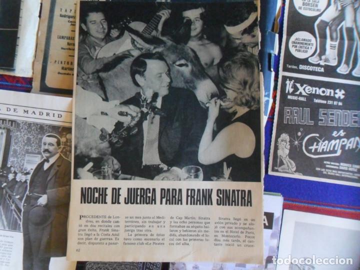 Folletos de turismo: DOSSIER GRAN VÍA DE MADRID ORDEN DE CONSTRUCCIÓN 1910 INAUGURACIÓN CINE CAPITOL FOTO CALLAO PLANO... - Foto 11 - 288320623