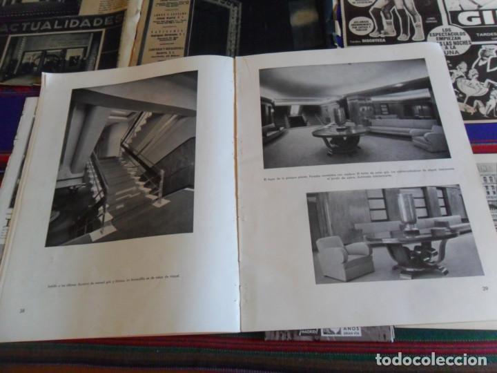 Folletos de turismo: DOSSIER GRAN VÍA DE MADRID ORDEN DE CONSTRUCCIÓN 1910 INAUGURACIÓN CINE CAPITOL FOTO CALLAO PLANO... - Foto 14 - 288320623