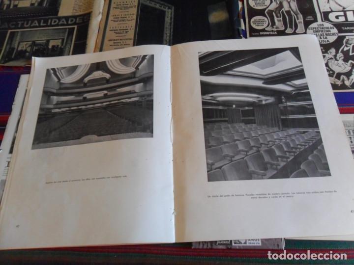 Folletos de turismo: DOSSIER GRAN VÍA DE MADRID ORDEN DE CONSTRUCCIÓN 1910 INAUGURACIÓN CINE CAPITOL FOTO CALLAO PLANO... - Foto 15 - 288320623