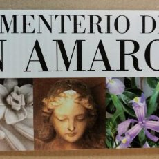 Folletos de turismo: CEMENTERIO DE SAN AMARO UN RECORRIDO POR LA MEMORIA. LA CORUÑA . AYUNTAMIENTO DE CORUÑA.. Lote 295381998