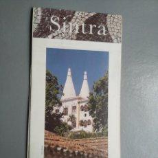Folletos de turismo: MAPA SINTRA PORTUGAL TURISMO. Lote 297111963