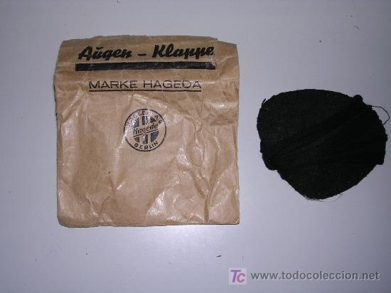 1 parche para ojo usado material sanitario de comprar for Material sanitario online