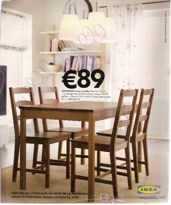 Muebles y decoraci n cat logo ikea 2007 368 comprar - Catalogo ikea 2007 ...