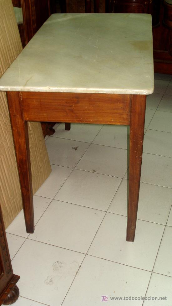 Mesa rustica de cocina comprar mesas antiguas en - Mesa cocina rustica ...