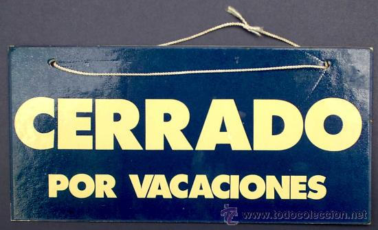 Muecas famosa cartel de cerrado por vacacione comprar catlogos juguetes antiguos foto 2 13539119 thecheapjerseys Choice Image