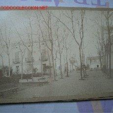 Fotografía antigua: 4 ALBÚMINAS PROBABLEMENTE DE VILADRAU. Lote 25855060