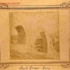Fotografía antigua: PUENTE ROMANO DE RIVAS, GERONA F57. Lote 22720403