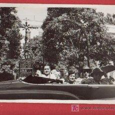 Fotografía antigua: FOTO AÑOS 50 . Lote 27531207