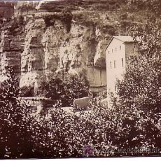 Fotografía antigua: SANT MIQUEL DEL FAY. 4 ALBÚMINAS.. Lote 14375144