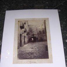 Fotografía antigua: ALBUMINA DE GERONA , FOT, L. ESPLUGAS. Lote 12480526