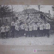 Fotografía antigua: SEGOVIA ACADEMIA DE ARTILLERIA. Lote 11469892