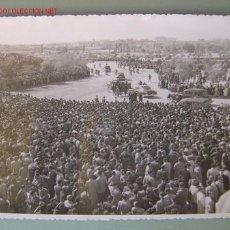 Fotografía antigua: VALENCIA - MANIFESTACION FRANQUISTA. Lote 13027784