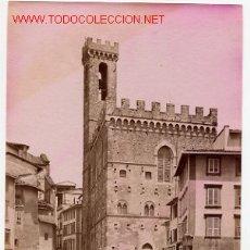 Fotografía antigua: FOTOGRAFIA FIRENZE ITALIA , MIDE APROXIMADAMENTE 10 X 15 CTMS. F7. Lote 26661953
