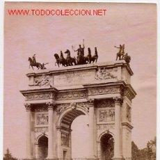 Fotografía antigua: FOTOGRAFIA PARIS FRANCIA, MIDE APROXIMADAMENTE 10 X 15 CTMS. F28. Lote 20124423