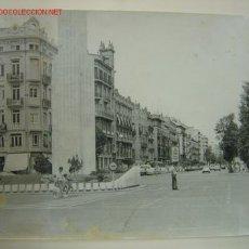 Fotografía antigua: VALENCIA - AVENIDA DEL PUERTO. Lote 10757758