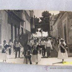 Fotografía antigua: ANTIG. FOTOGRAFÍA( 8. X 13.5 CM)-ALICANTE. Lote 17988506