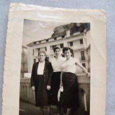 Fotografía antigua: ANTIG. FOTOGRAFÍA( 11 X 8 CM)-26./11/1956. Lote 18125571