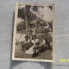 Fotografía antigua: ANTIGUA FOTOGRAFÍA ( 5.5 X 8 CM. ) FOT: LÓPEZ, BAZA, 1949. Lote 19352668