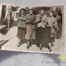 Fotografía antigua: ANTIGUA FOTOGRAFÍA ( 5.5 X 8 CM. ) BAZA 10/11/1948. Lote 19352678