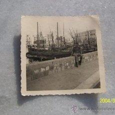 Fotografía antigua: ANTIGUA FOTOGRAFÍA ( 6.3 X 6.3 CM) PALERMO. Lote 19392871