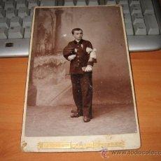Fotografía antigua: FOTOGRAFIA ZUASTI HERMANOS BILBAO. Lote 12784409