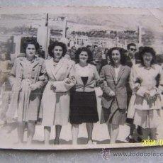 Fotografía antigua: ANTIGUA FOTOGRAFÍA ( 6.5 X 8.5 CM) - FOTOS: SÁNCHEZ, TERUEL. Lote 19892391