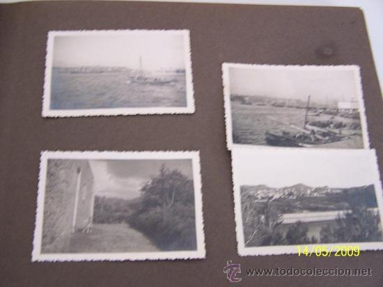 Fotografía antigua: 60 FOTOGRAFIAS ANTIGUAS EN UN ÁLBUM DE 20 X 27 CM. - Foto 2 - 25271630