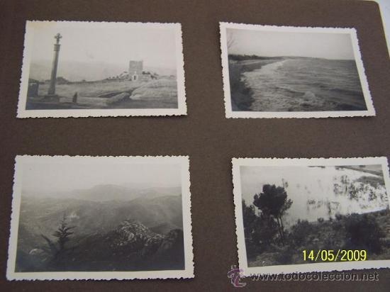 Fotografía antigua: 60 FOTOGRAFIAS ANTIGUAS EN UN ÁLBUM DE 20 X 27 CM. - Foto 4 - 25271630
